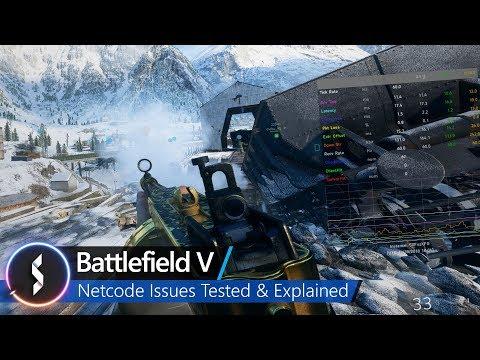 Battlefield V Netcode Issues Tested & Explained thumbnail