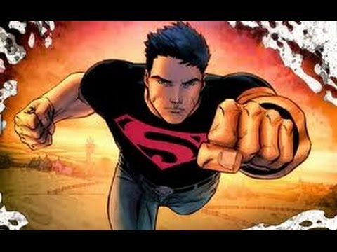 Superboy Tribute Young Justice: AMV