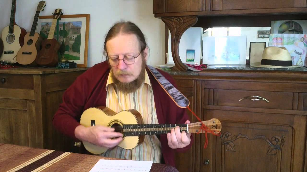 dmitri-shostakovich-waltz-ukulele-ukeval