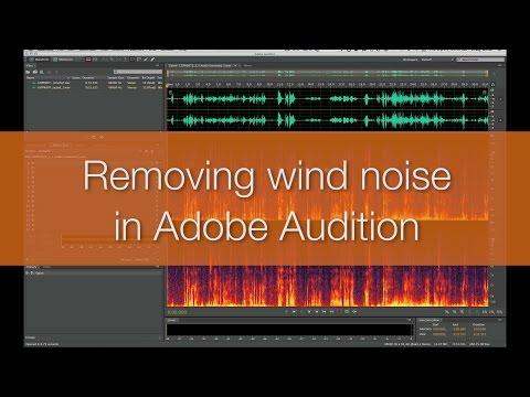 reduce wind noise premiere