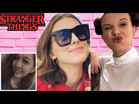 Millie Bobby Brown Raps Recap for Stranger Things S1 LYRICS