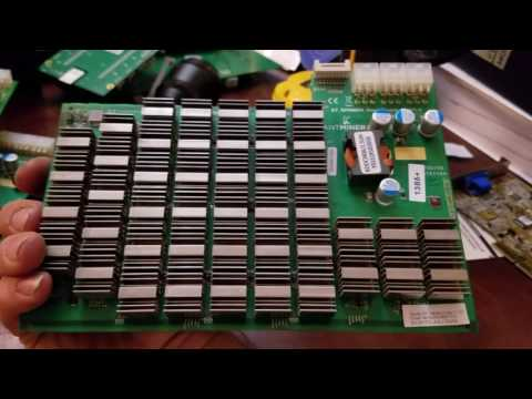 How to diagnose problems with hash boards