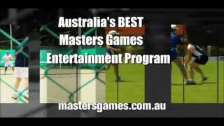 2012 Pan Pacific Masters Games | 3 - 11 November