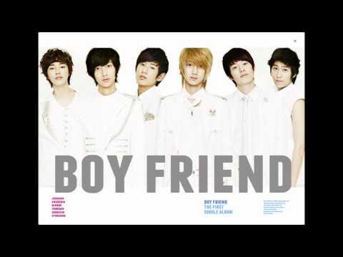 BoyFriend-Boy Friend (보이프렌드) [AUDIO/MP3/LINK]