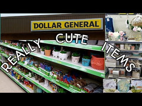 Come With Me To Dollar General / Super Cute Seasonal Items/ Secret Clearance Score!