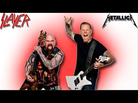 Slayer's Kerry King: My Favourite Metallica Song Of All Time!