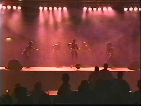SURINAME DANCE CHAMPIONSHIPS 2000 (Splesh) part 1