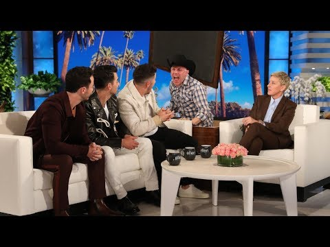Dreena Gonzalez - Guess who scared Nick Jonas on the Ellen show?!