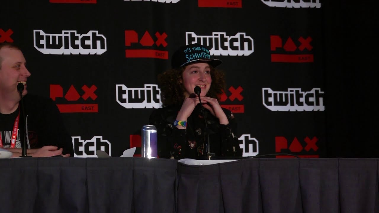 PAX East 2018: The Giant Bomb Panel - YouTube