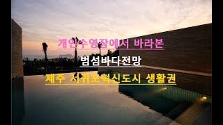 제주서귀포 타운하우스,개인수영장,인피니티 풀시스템,야외…