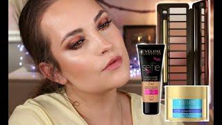 Makijaż jedną marką - EVELINE chat makeup nowościami