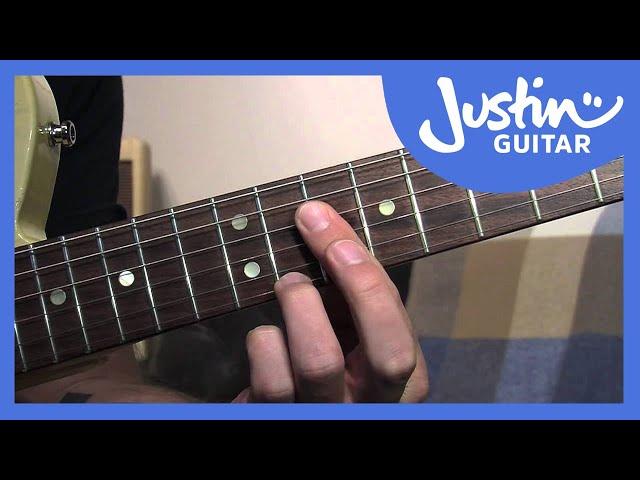 Dominant 7th Chord Grips   JustinGuitar.com
