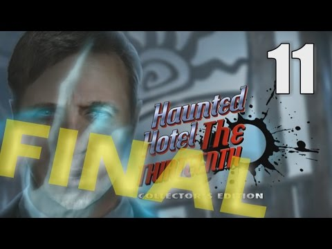 Haunted Hotel 13: The Thirteenth CE [11] Let's Play Walkthrough - ENDING - Part 11 #HOPA