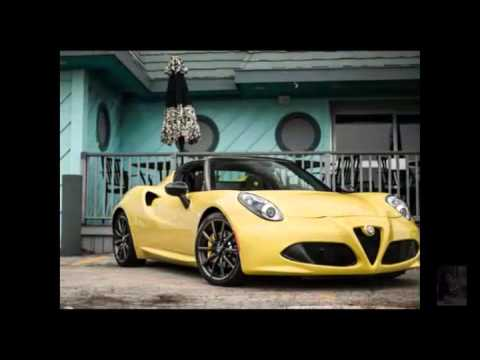 4C Spider   Alfa Romeo Sport Car Review