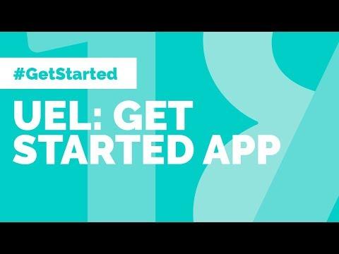 UEL: Get Started App - Bianca