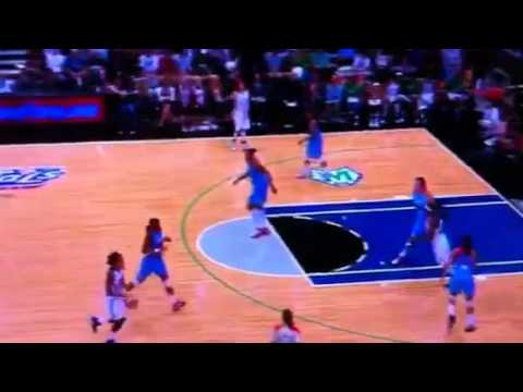 Sick Double Crossover By Seimone Augustus