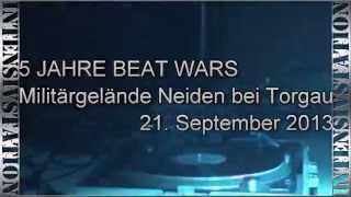 Alan Oldham aka DJ T-1000 @ BeatWars 21.09.2013