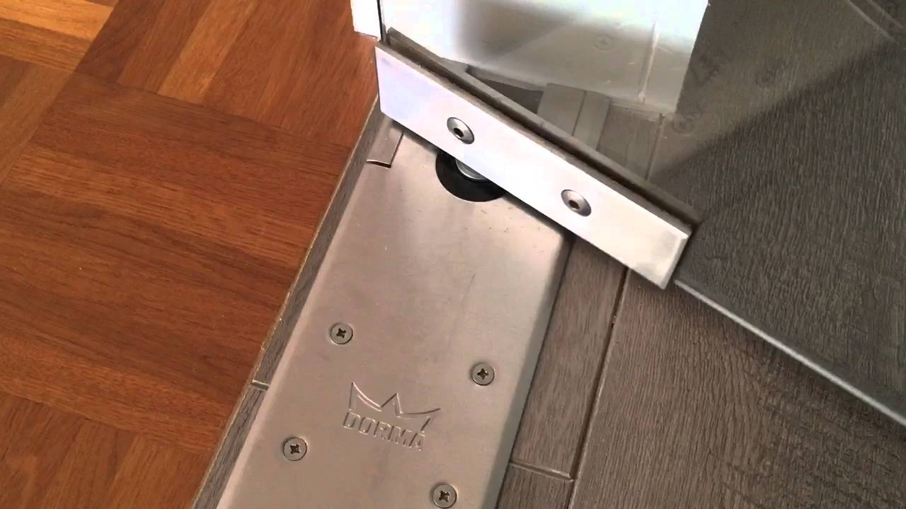 Dorma Glass Door Floor Closer Glass Door Ideas