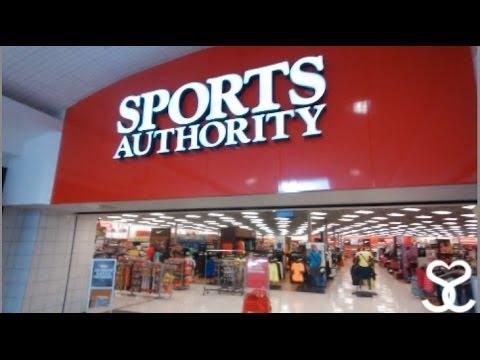 Sports authority employee