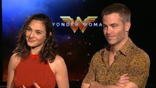 'Wonder Woman' Behind The Scenes