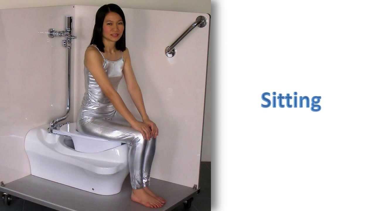 2 In 1 Sit Squat Toilet 2合1 蹲坐两用马桶 Youtube