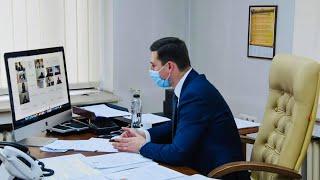 Sedinta extraordinară a Consiliului Județean Maramureș din 05.02.2021