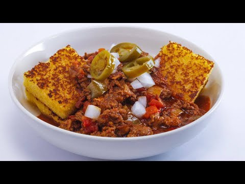 Serious Three-Meat Chili