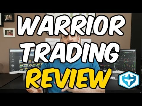 Warrior Trading Review 2019 - What To Actually Expect! - Jon
