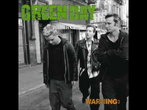 Green Day - Warning (Instrumental)