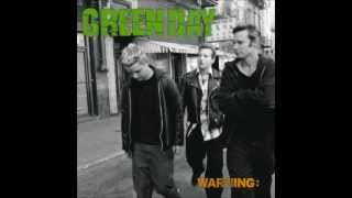 Green Day - Warning (Instrumental)