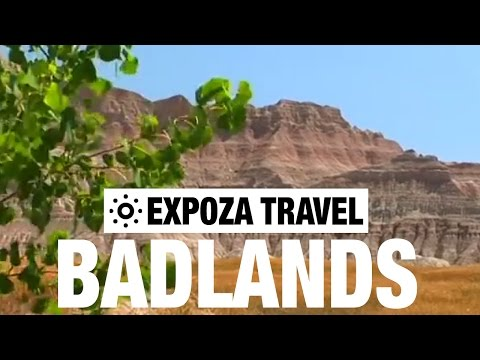 Badlands (USA) Vacation Travel Video Guide - YouTube