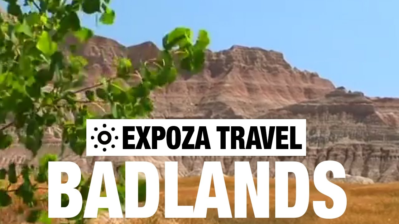 Badlands (USA) Vacation Travel Video Guide