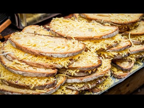 LONDON STREET FOOD, BOROUGH MARKET, BIG GRILLED CHEESE SANDW