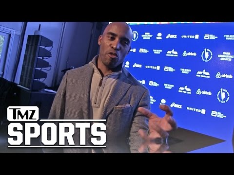 Tiki Barber -- One Handed JPP ... IS GONNA CRUSH IT!!! | TMZ Sports