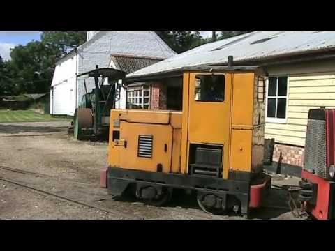 North Ings Farm Museum and Narrow Gauge Railway 6th August 2016