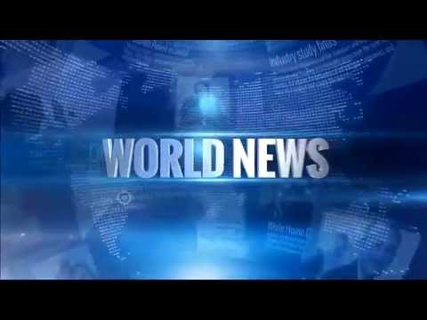 World News Opener - After Effects Template