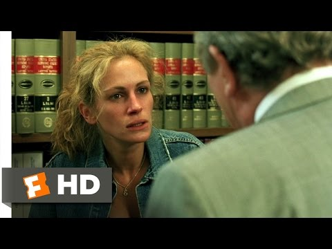 Erin Brockovich (8/10) Movie CLIP - The Whole Thing's Falling Apart (2000) HD