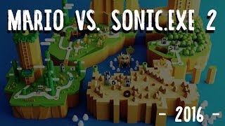 Mario vs. SONIC.EXE 2 • Super Mario World ROM Hack