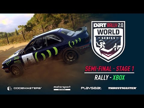 Semi-Final Stage 1 - Rally - Xbox - DiRT Rally 2.0 World Series