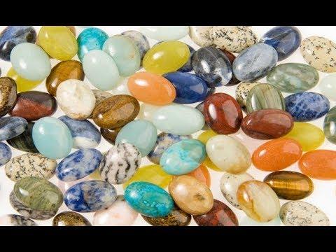 الأحجار الكريمة العلاجي ة وانواع الاحجار الكريمة واسعارها احجار كريمة خام Youtube