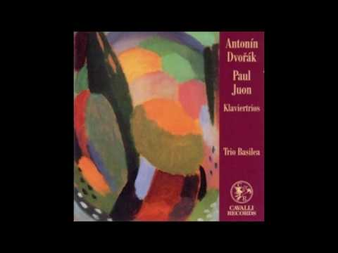 Paul Juon, Litaniae für Klaviertrio