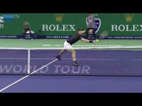 Murray Outlasts Bautista Agut Shanghai 2016 Final
