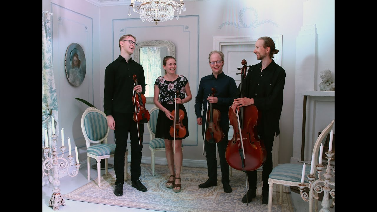 Quartet Sonore kappalepotpuri