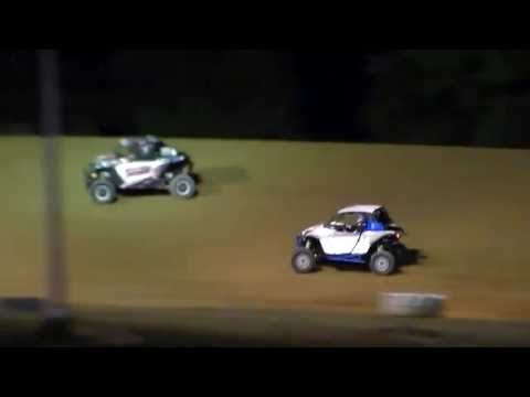 Dog Hollow Speedway - 6/3/16 UTV Heat Race #1