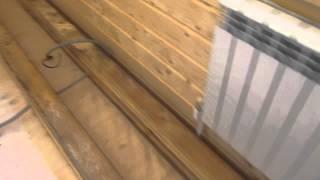 120-20 - Электромонтажные работы(Поэтапный видеоотчет хода строительства объекта №120. Проект