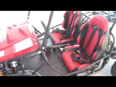 "WWW.BESTDISCOUNTATVS.COM -  Taotao 125cc ""Wrangler"" 2 seater Go Kart Dune Buggy (888) 800-2557"