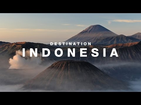 Destination Indonesia - Our Four Weeks With GoPro