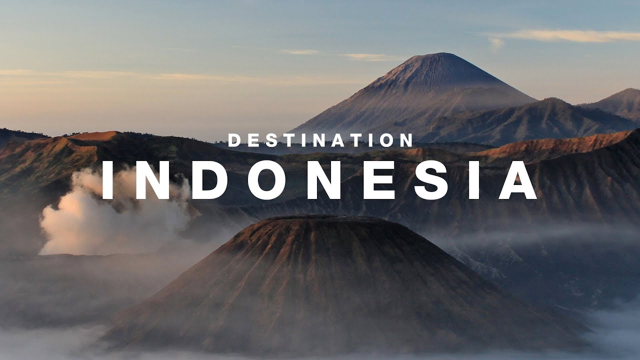 Destination Indonesia Our Four Weeks With Gopro Youtube Sunset Bromo Full