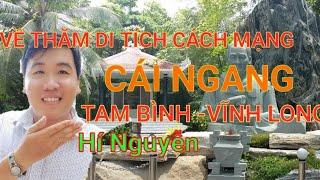 ABOUT TAM BÌNH VĨNH LONG VISIT THE HISTORY OF HISTORY