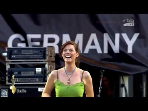Juli - Perfekte Welle (Live at Live 8 Berlin)